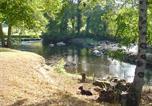 Camping en Bord de lac Haute-Vienne - Camping La Maillerie-1