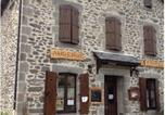 Hôtel Saint-Mary-le-Plain - Auberge Les Fontilles-1