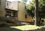 Location vacances Passignano sul Trasimeno - Apartment Borgo Montecolognola Frantoio-4