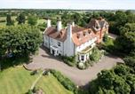Location vacances Herstmonceux - Wartling Place Country House-2