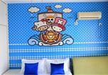 Location vacances Sanya - Sanya Shan Hu Hai Apartment Bihai Lantian Branch-1