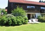 Location vacances Immenstadt - Ferienwohnung-Enzian-9-Garten-1