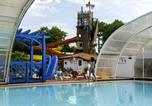 Camping avec Ambiance club Biscarrosse - Capfun - Camping Lou Puntaou-4