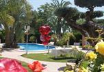 Location vacances Monforte del Cid - Apartment Partida Torrellano Bajo, Poligono 2, 43a, 03320 Elx, Alicante, Espagne-4