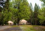 Villages vacances Oakhurst - Yosemite Lakes Hillside Yurt 2-1