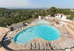 Camping avec Ambiance club Gassin - Camping Le Grand Calme-2