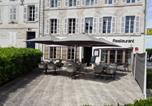 Hôtel Saint-Hilaire-de-Villefranche - Saveurs De l'Abbaye-3