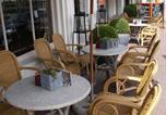 Hôtel Middelbourg - Fletcher Hotel Restaurant Du Commerce