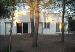 Location vacances Ginosa - La Mia Casa sul Colle-1