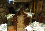 Hôtel Portomarín - Benaxo - Casa de Turismo Rural-1