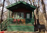 Villages vacances Carlsbad - Pio Pico Camping Resort Studio Cabin 9-1