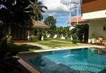 Location vacances Sam Roi Yot - Dolphin Bay Pool Villa-4
