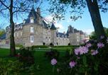 Hôtel Montaigu-les-Bois - Chateau de Canisy-3
