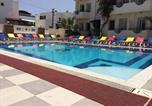 Hôtel Turgutreis - Palmiye Apart Hotel-4