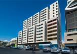 Hôtel Parkville - Student Village Melbourne-4