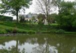 Location vacances Rouessé-Vassé - Fermette dans la pays de Loire-4
