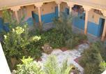 Hôtel Errachidia - Kasbah Hotel Camping Jurassique-2