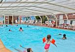 Camping avec Piscine Beaumont-Hague - Camping Utah Beach-1