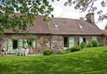 Location vacances La Chapelle-aux-Brocs - Holiday home Madelbos Le Chastang-1