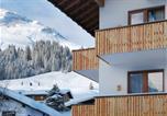 Location vacances Lech - Pension Alpenfluh-3