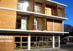Hôtel Mindelo - Aquiles Eco Hotel-3