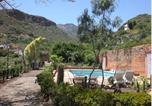 Location vacances Ingenio - Casa Vacacional Rural Villa Barranco de los Cernícalos-3