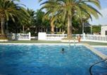 Camping Espagne - Camping Tauro-1