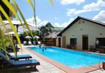 Hôtel Sihanoukville - Reef Resort-1
