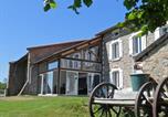 Hôtel Saint-Marcel-d'Urfé - La Halte du Pèlerin-2