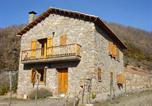 Location vacances Senterada - Holiday Home Casa Llados-1