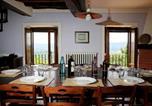 Location vacances Loro Ciuffenna - Tuscany Villa Chianti Hills-4