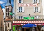 Hôtel Jumeaux - Hotel De L'Abbaye-3