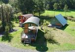 Camping avec Site nature Murol - Camping Les Bombes-3