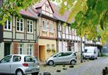 Location vacances Quedlinburg - Fachwerkhaus Quedlinburg-1
