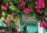 Villages vacances Arugam - Aloha Cabanas-1
