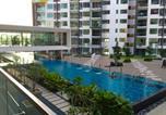 Location vacances Seri Kembangan - Montbleu Suites @ Equine Park-2