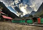 Camping Banjar - Kasol Aman Camps-4