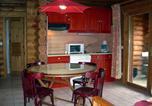 Location vacances Pied des pistes Gérardmer - Chalet Le Ranska