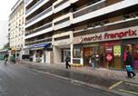 Hôtel 16, rue de la Forge Royale - 75011 Paris 11ème - Bed & Breakfast Marché D'Aligre-1