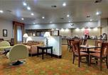 Hôtel Leesville - Comfort Suites Fort Polk-1