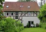 Location vacances Vöhl - Apartment Alte Wassermühle 2-2