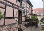 Location vacances Walldorf - Hotel Landgraf-3
