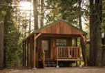 Villages vacances Truckee - Snowflower Camping Resort Cabin 1-1