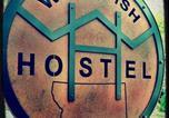 Hôtel Columbia Falls - Whitefish Hostel-4