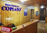 Hôtel Copiapó - Residencial Copiapo-1