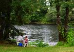 Camping avec Parc aquatique / toboggans Murol - Camping l'Echo du Malpas-2