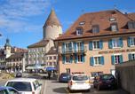 Hôtel Avry-Devant-Pont - Hotel du Cheval Blanc-2