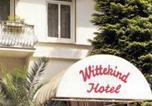 Hôtel Bad Oeynhausen - Hotel Wittekind-1