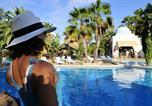 Camping avec Quartiers VIP / Premium Port-Vendres - Homair - La Palmeraie-3