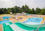 Camping avec Parc aquatique / toboggans Saint-Jean-Trolimon - Camping de la Plage-3
